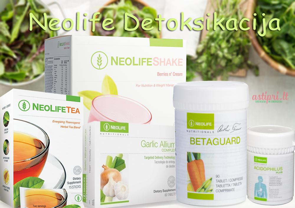 NeoLife detoksikacija